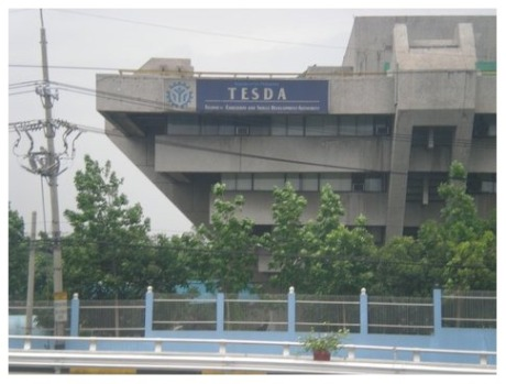 Technical Education and Skills Development Authority (TESDA) Main Branch